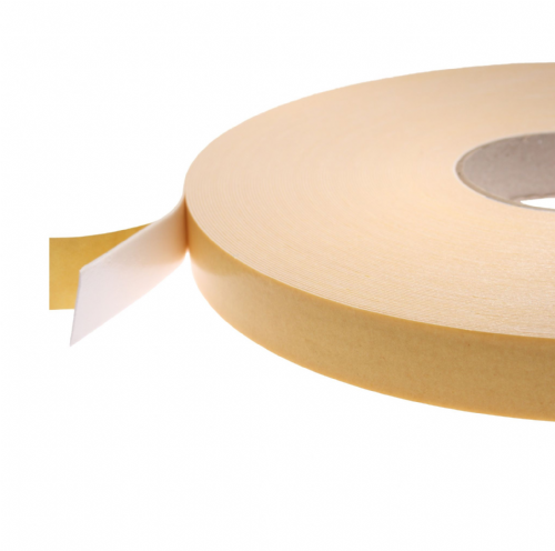 66117 White Double Sided Foam Tape